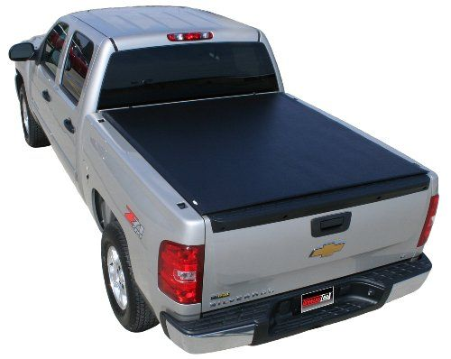 TruXedo 581195 TonneauTraX  Lo Profile QT Soft Rollup Tonneau Cover with Cargo Management System * Click image to review more details.
