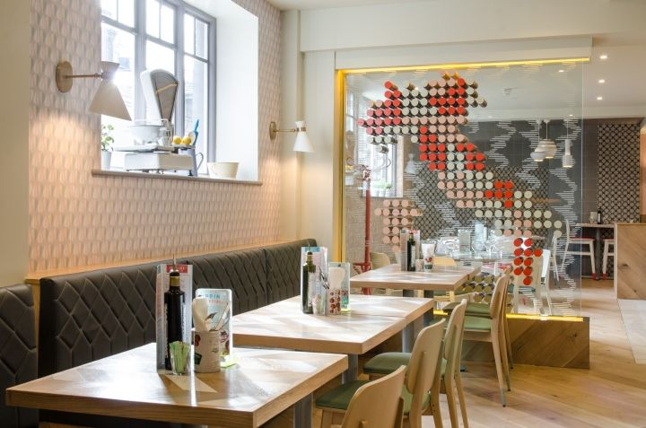 ASK Italian Restaurant by turnerbates Design & Architecture, Maidstone – UK » Retail Design Blog