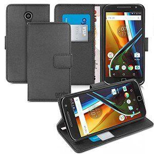 Orzly® – Etui Multifonctions pour MOTO G4 & MOTO G4 PLUS SmartPhone (2016 Lenovo / Motorola Modèle) – Emballage Premium – Housse Format…