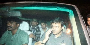 Majlis-e Ittehadul Muslimeen (MIM) leader Akbaruddin Owaisi, who was brought from Adilabad, was produced in the Sangareddi court in Medak district on Thursday in connection with a case booked against him in 2005... http://www.frontpageindia.com/andra-pradesh/hearing-in-akbaruddins-case-adjourned-to-january-28/47549