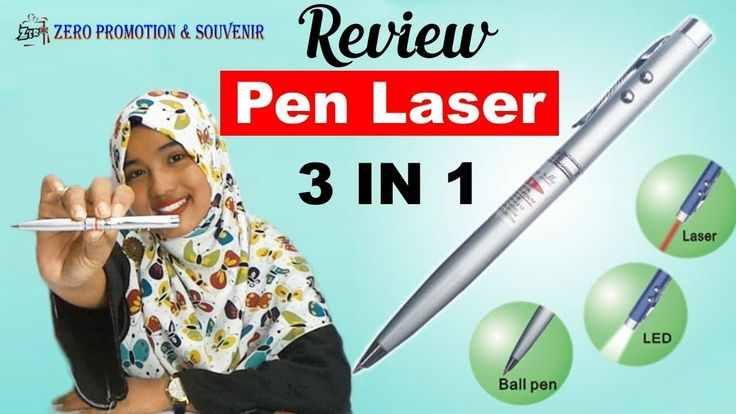 Review pen laser 3 in 1 - pulpen multifungsi
