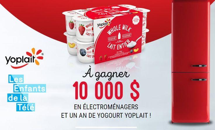 Concours : Gagnez 10 000$ en électroménagers