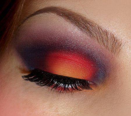 Sunset Eye Shadow.