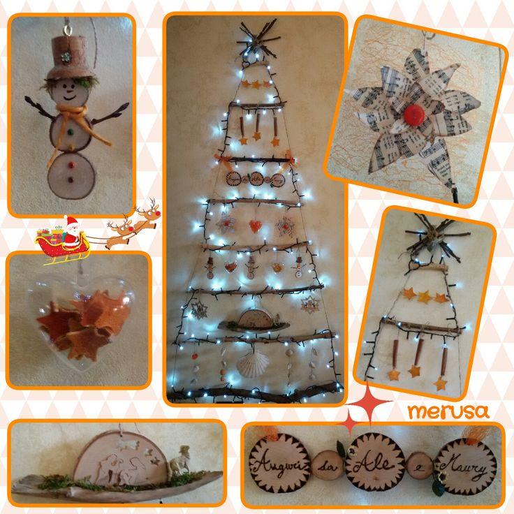 17 migliori idee su decorazioni di conchiglie su pinterest - Idee per decorare l albero ...