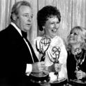 All in the Family ( AP / May 14, 1972 ) Carroll OConnor, Jean Stapleton and Sally Struthers pose with their Emmy Awards in Hollywood in 1972.