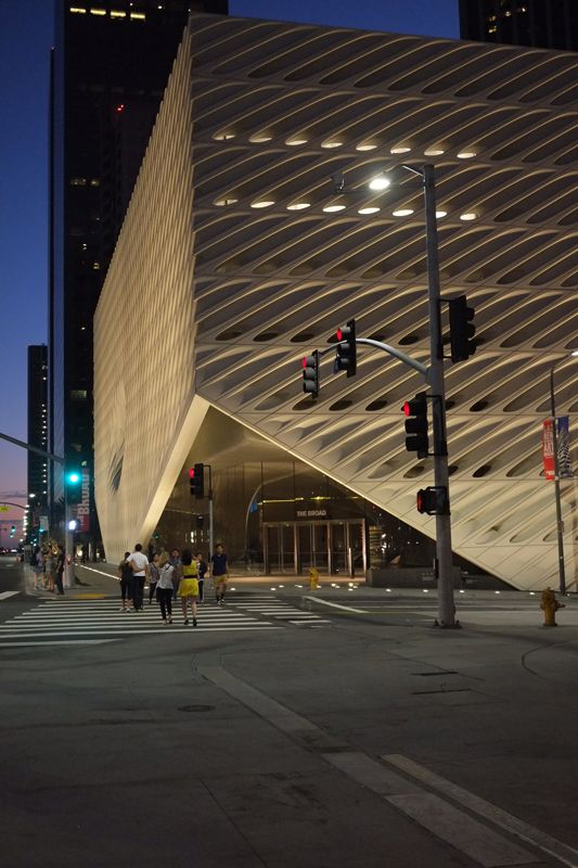 The Broad, Los Angeles / Blog / Need Supply Co.
