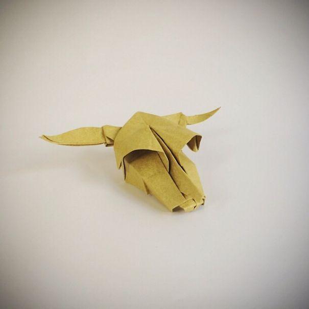 365 Days Of Origami Art By Ross Symons | Bored Panda