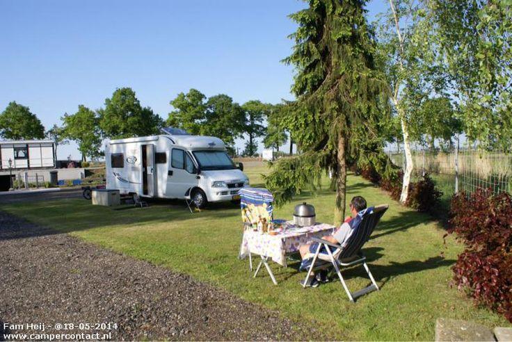 Campingplatz Blijham, Camperpark Turfstee, Groningen, Niederlande