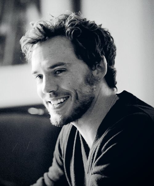 I could look at a picture of Sam Claflin smiling everyday for the rest of my life and it still wouldn't be enough.