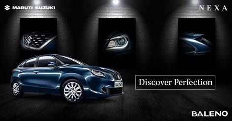 #Baleno is designed to make your every driving experience nothing short of spectacular.