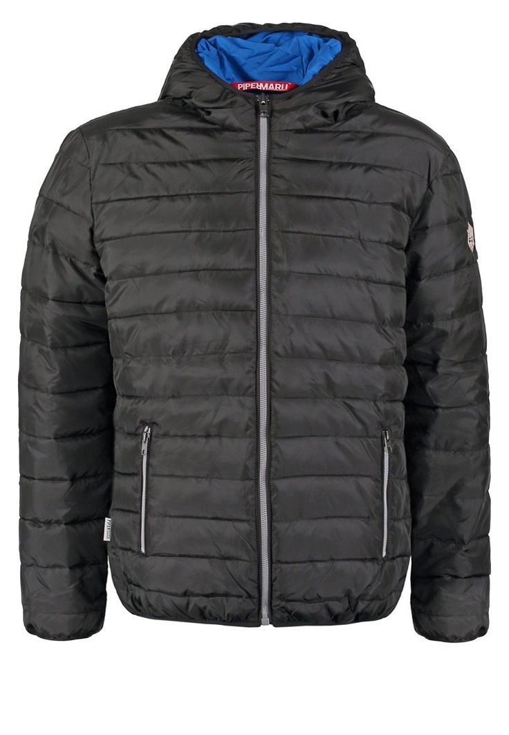 Piper Maru EMBRUN Winterjas carbon, Piper Maru EMBRUN Winterjas carbon, 89.95, http://kledingwinkel.nl/shop/heren/piper-maru-embrun-winterjas-carbon/