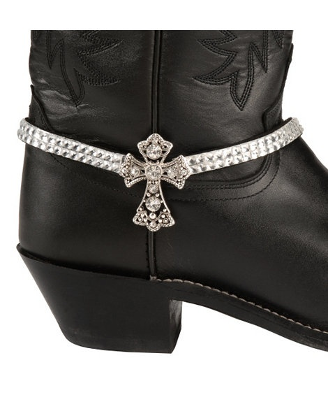 Boot Bracelet - Perfect for my bling addiction!!