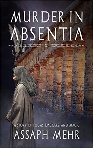 Murder In Absentia by Assaph Mehr is our Book of the Month for April 2017. A fantastic blend of history, mystery, and magic. Travel back in time to an ancient Roman setting with the murder of a you…