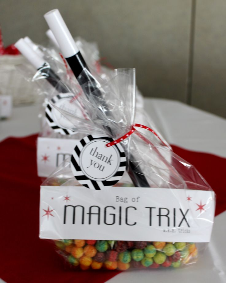 73 best Magic Party Theme images on Pinterest Magician party