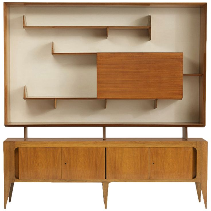 Display Cabinet Model 2140 by Gio Ponti