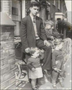Irish Dad Emigrated to Australia 1967 £10 Assisted Passage Scheme. Living in London and working for London Underground.  1959