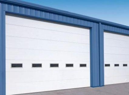 Clopay Commercial Sectional Doors - Best Doors