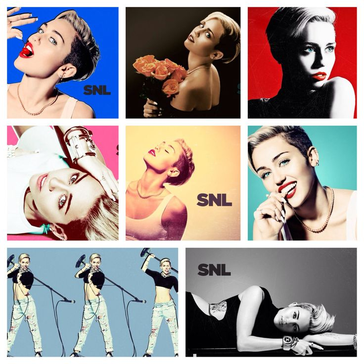 Miley Cyrus SNL Host bumpers