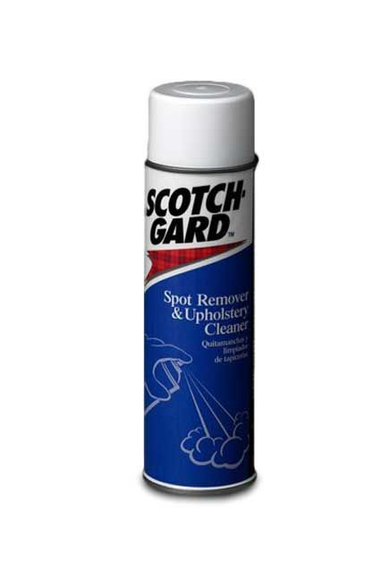 3M Carpet Spot Remover and Upholstery Cleaner Scotchgard: Handy size for day-to-day touch-up needs. 19 oz. aerosol spray