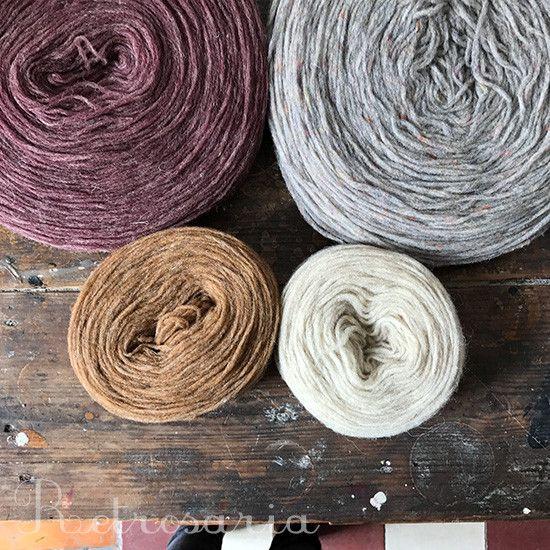 Mecha de lã – Retrosaria