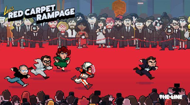 Leo's Red Carpet Rampage: aiuta Leonardo a conquistare l'Oscar o muori provandociIl videogioco a cui tutti stanno giocando. http://www.organiconcrete.com/2016/02/18/leos-red-carpet-rampage-aiuta-leonardo-a-conquistare-loscar-o-muori-provandoci/