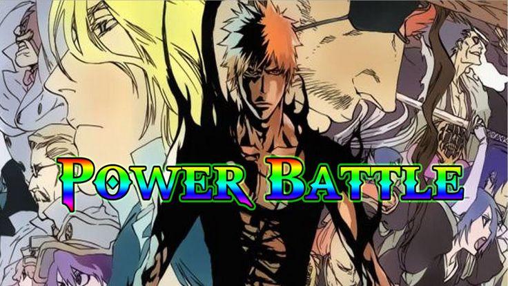 Bleach Game - Power  Battle - Browser Online Games