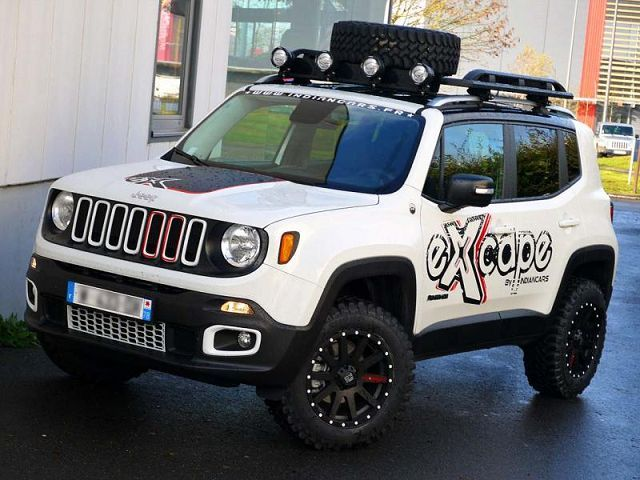Jeep Renegade Excape Edition - Jeep Renegade Forum