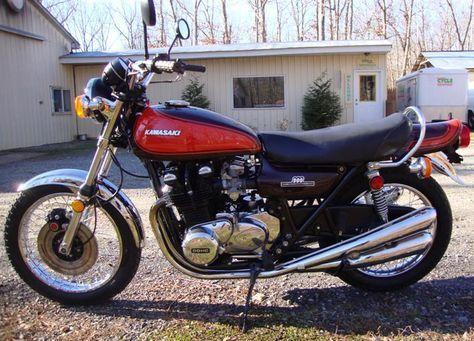 1973 Kawasaki Z1 900cc