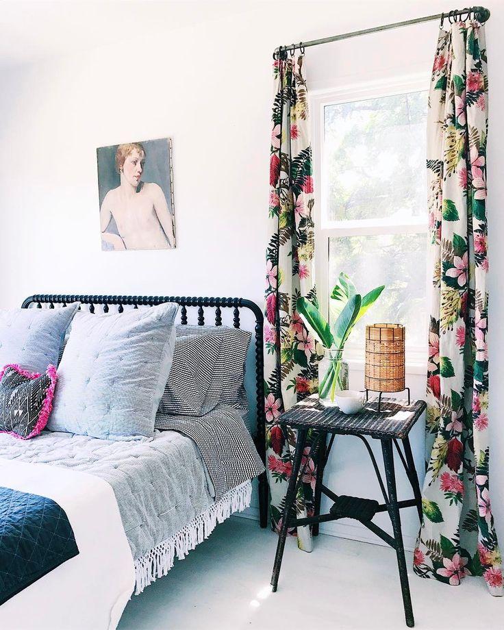 Guest room makeover (Diy Bedroom Bohemian)