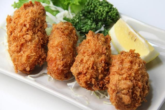Fried Oysters are breaded with bread crumbs and egg mixture then deep fried. Recipe for fried oysters.