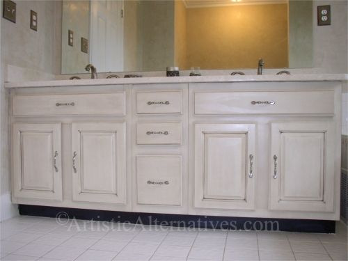 Faux Painting Bathroom Cabinets 214 best small bathroom remodel images on pinterest | bathroom