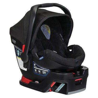 The lightweight B-Safe 35 Infant Car Seat lets you travel with confidence knowing your baby is comfy, safe and secured for the journey ahead. SafeCell Impact Protection surrounds your baby in safety features that work together to protect beyond the established standards. The Impact Absorbing Base absorbs crash energy and our Impact Stabilizing Steel Frame gives strength where you want it most. Complete Side Impact Protection shields your child from crash forces and debris and our SafeCenter…