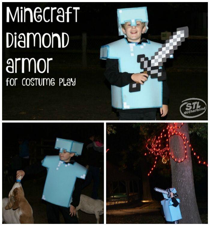 Minecraft Steve Fun Foam Crafts