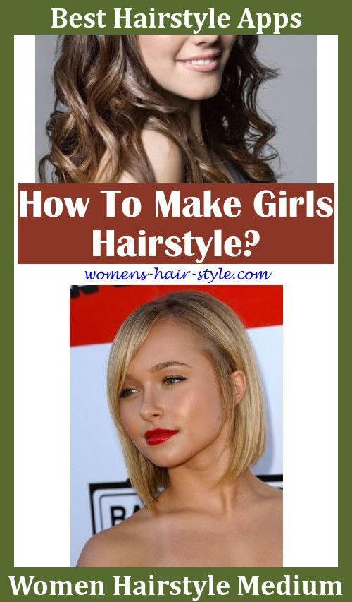 Women Hair Color Fall Best Hairstyle For A Long Thin Face Short