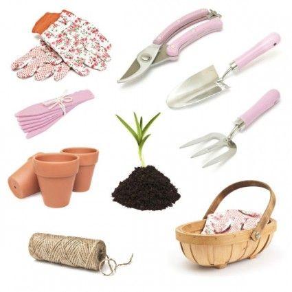 Aby sa záhradke darilo. :)