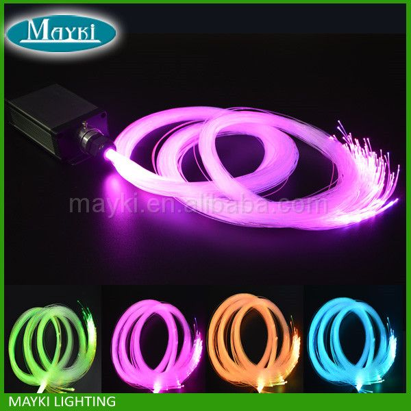 Mayki fibre optic light kit for home decoration DIY and so no. pls get in touch for more details.