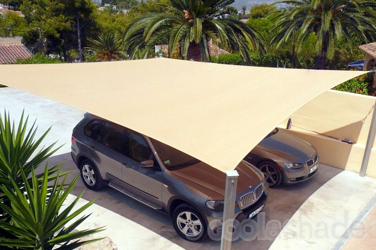 Shade Sails Alicante - Carport Rectangular Shade Sail