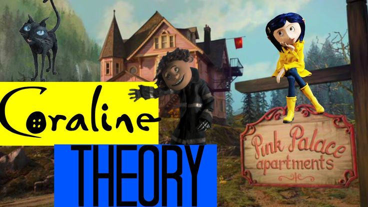 CORALINE THEORY - PART 2 - ANNALISE WOOD