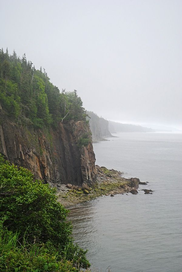 Bay of Fundy, Nova Scotia, Canada