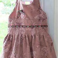 Robe boule enfant Patron couture gratuit