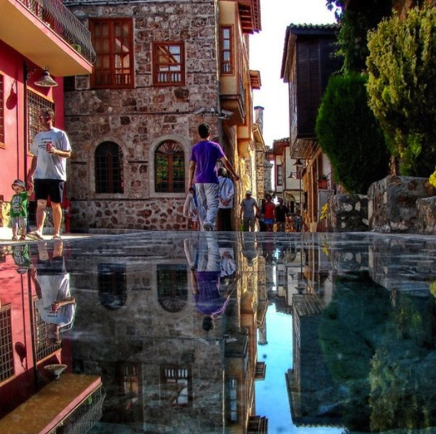 """The Mirror"" Antalya, Turkey"