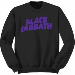 Black Sabbath Kids Sweater/Pullover Logo in 4T