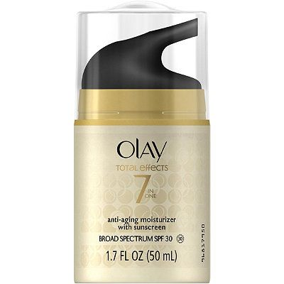 OlayTotal Effects Anti-Aging Moisturizer With SPF 30