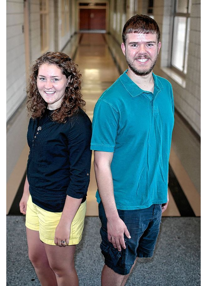 Two seniors share valedictorian honors | ThisWeek Community News