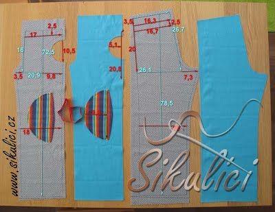 Kalhoty softky velikost 122 + střih na kalhoty ze softshell ZDARMA - Šikulíci