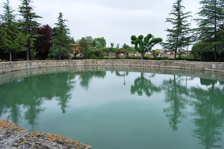 Pozo artesiano, Fuente de Cella