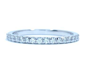 Diamonds wedding band by Ascot Diamonds #ascotdiamonds