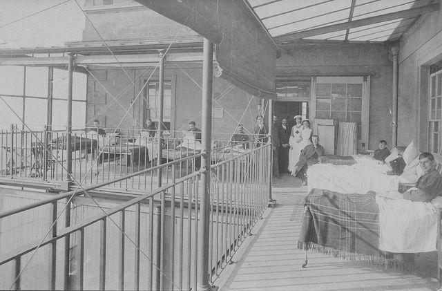 Medics At War: Patients at Brighton Hospital