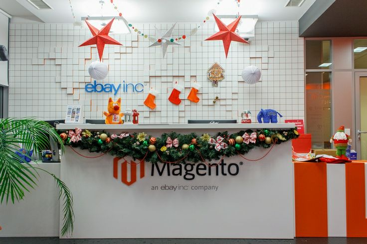 Decorating Ideas > 1000+ Images About Office Space On Pinterest  Office  ~ 133353_Christmas Decorations For Office Reception Area