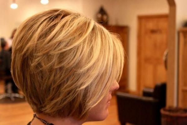Concave Bob Haircut Back View Pictures Bob Haircut Back View Haircut For Thick Hair Bob Hairstyles